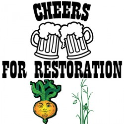 cheers for restoration logo